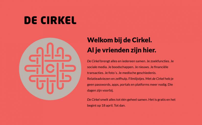Boekrecensie: De Cirkel